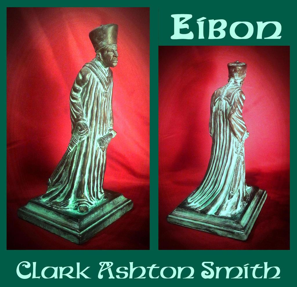 Clark Ashton Smith's Sorcerer Eibon
