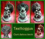 Tsathoggua - Clark Ashton Smith, Cthulhu Mythos
