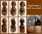 Virgil Finlay's H.P. Lovecraft