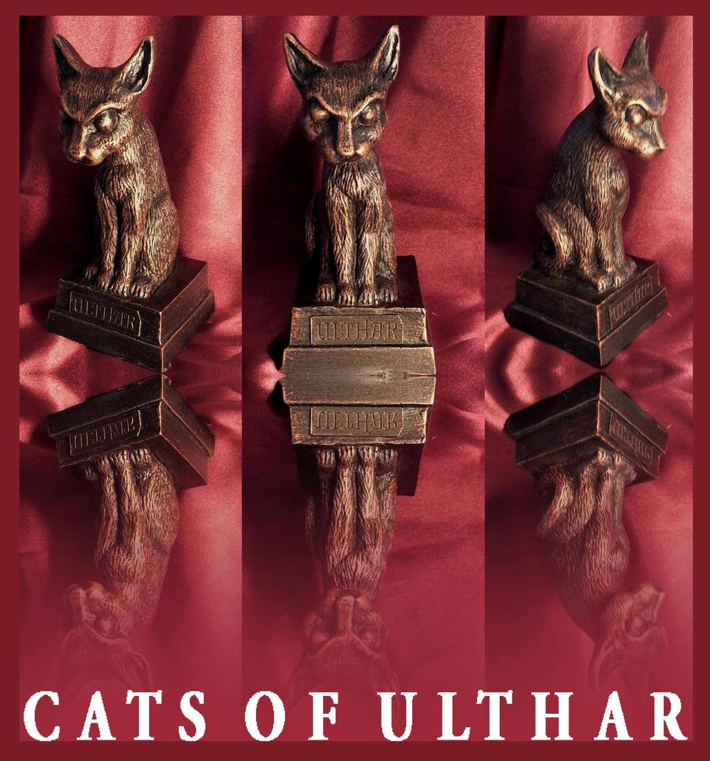Lovecraft - Cats of Ulthar