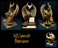 H.P. Lovecraft - Night-gaunt