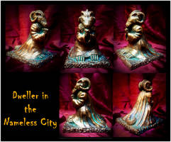 Dweller in the Nameless City - Lovecraft