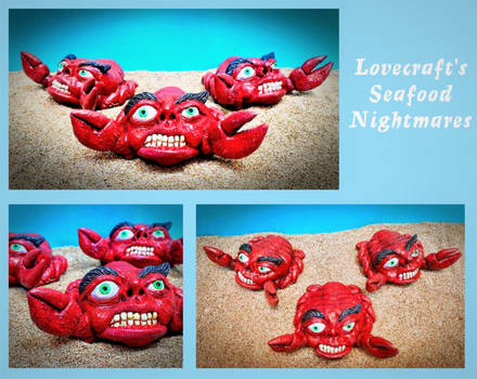 Lovecraft's Seafood Nightmares