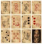 Alice in Wonderland Card Deck - Part 1