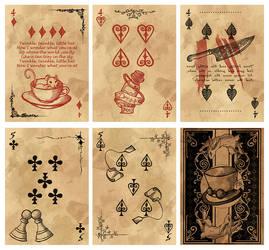Alice in Wonderland Card Deck - Part 2
