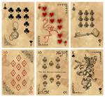 Alice in Wonderland Card Deck - Part 4