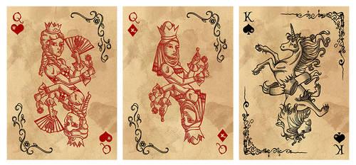 Alice Card Deck - Part 6