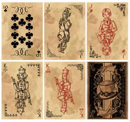 Alice Deck - Final Cards