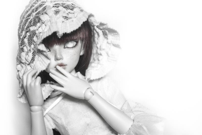 Shy Girl by Karla-Chan