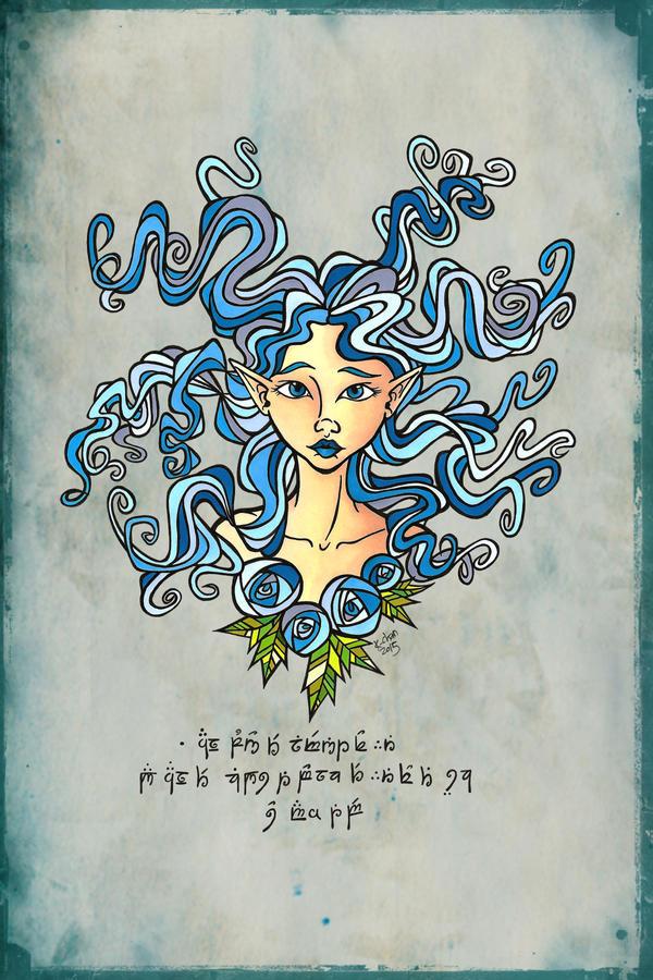 Trixiel Sylph Nouveau by Karla-Chan