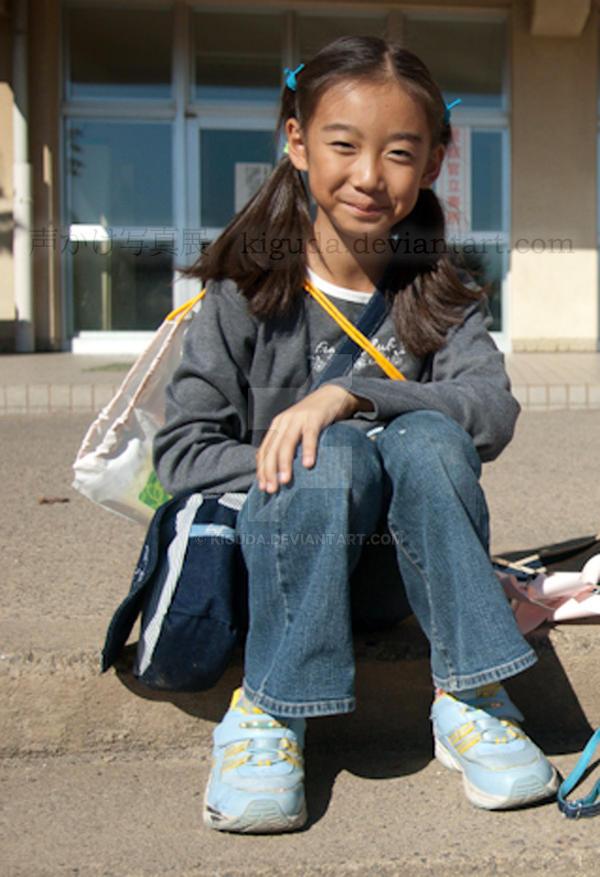 Koekake at the School Grounds by kiguda