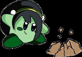 Toph Kirby by LelaKaramela