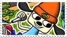 Parappa Stamp by TAKOYAMA-SAN