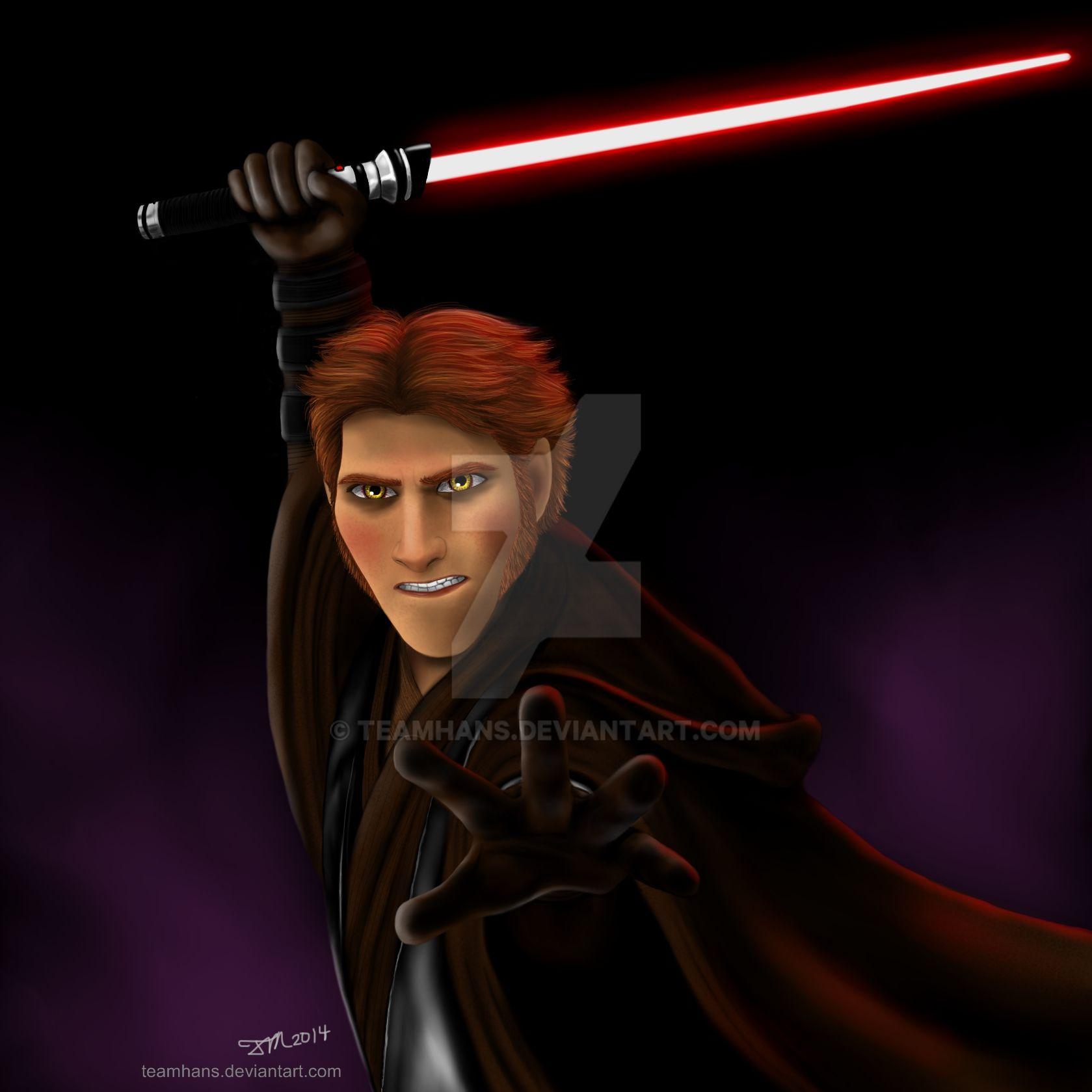 Sith Hans by teamhans