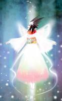 butterfly girl by Teruchan