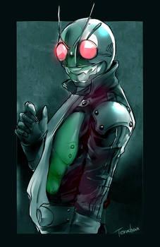MaskedRider TheFirst