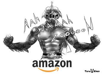 MaskedRider Amazon by Teruchan