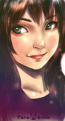big eyesgirl by Teruchan