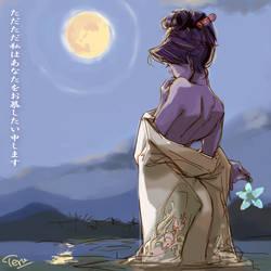 Moon by Teruchan