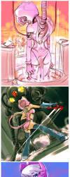 Cut of the Manga-Lily kat by Teruchan