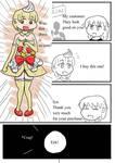 The Shrunken Girl Crepe. Part 2