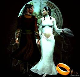 Arwen and Aragon