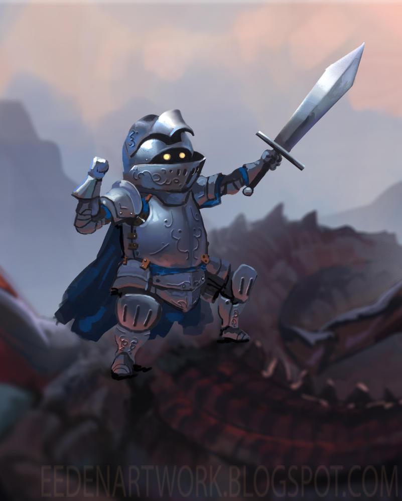 Knight by Eedenartwork