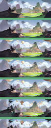 Banner-process by Eedenartwork