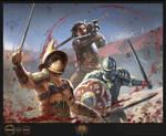 Ascendancy Classes  Duelist Poster