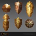 Radiant Armour Shields Ideas