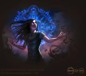 Witch Starter Illustration