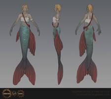 Mermaid by Eedenartwork
