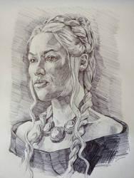 Cersei lannister sketch
