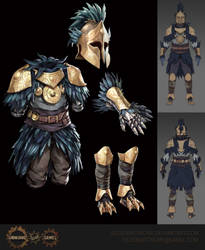 Aspect of the Avian Armour