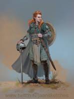 Viking by Eedenartwork