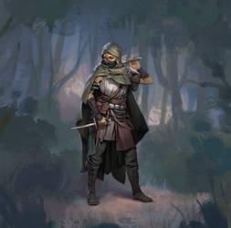 Assassin by Eedenartwork