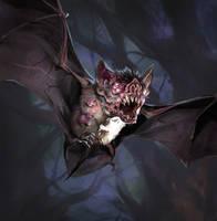 Plague Bat by Eedenartwork