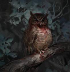 Night Owl by Eedenartwork