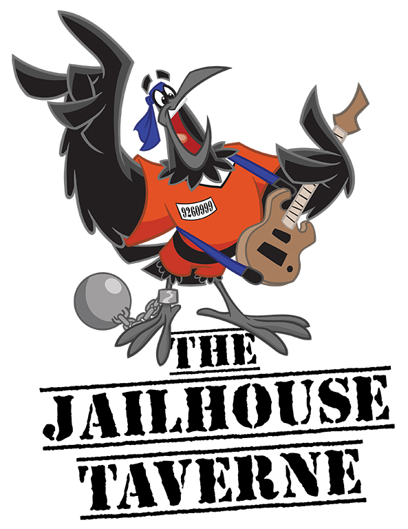 Jailhouse Taverne logo by nsaabye