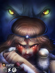 [6F] - Mononoke Princess by Vaatry