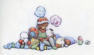 Kindertale Christmas