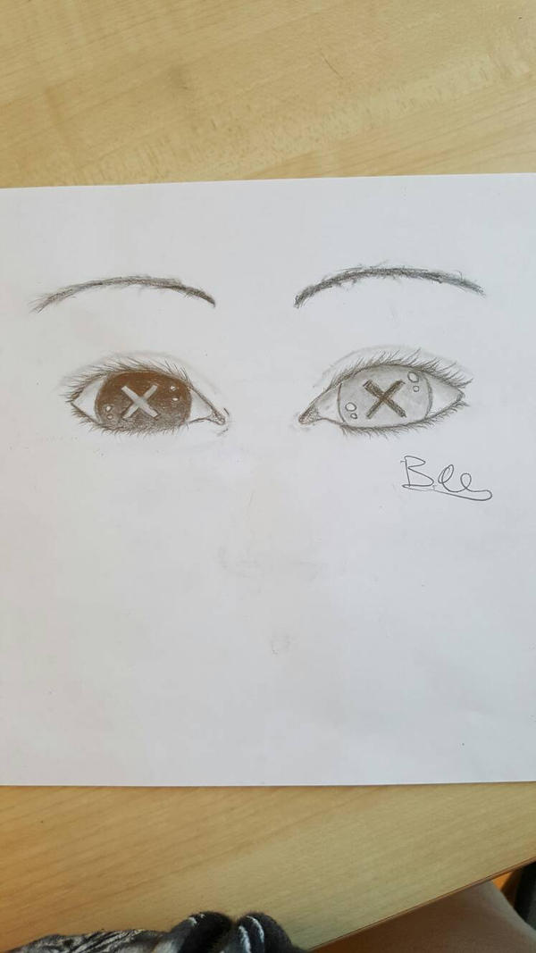 Just Eyes  by Bea1432