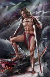 Aragon-brutal by Feael