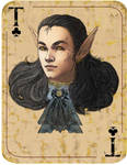 Ace of clubs. Zenan by Feael