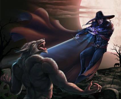 Vampire hunter D. Ver 3