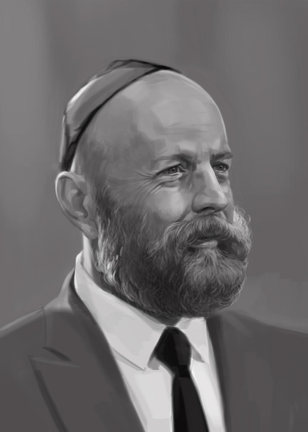 Bruce Willis 3 by Feael