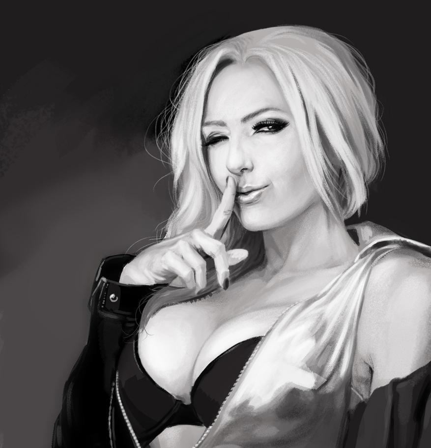 Jessica Nigri (WB) by Feael