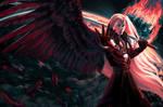Sephiroth. One winged angel.