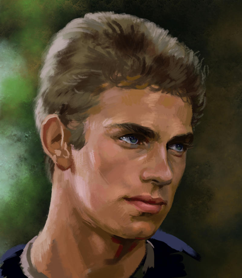 Hayden Christensen by Feael
