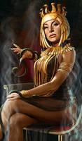 Priestess (Threads of Fate game art)